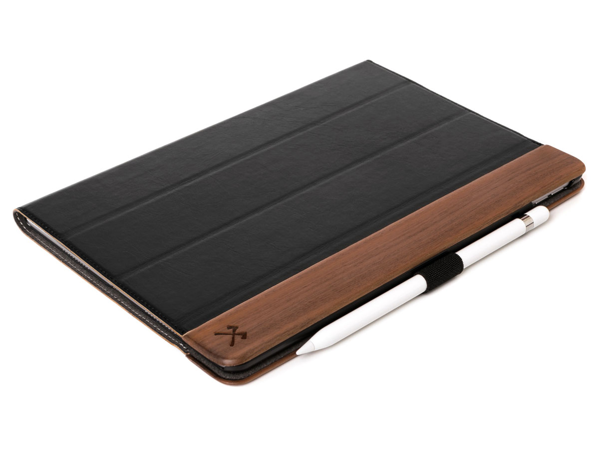 Woodcessories EcoFlip - Houten iPad Mini 4 hoesje