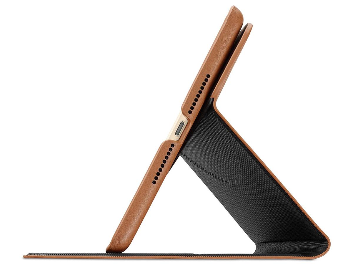 Sena Vettra Folio Bruin - Leren iPad Mini 4 hoesje