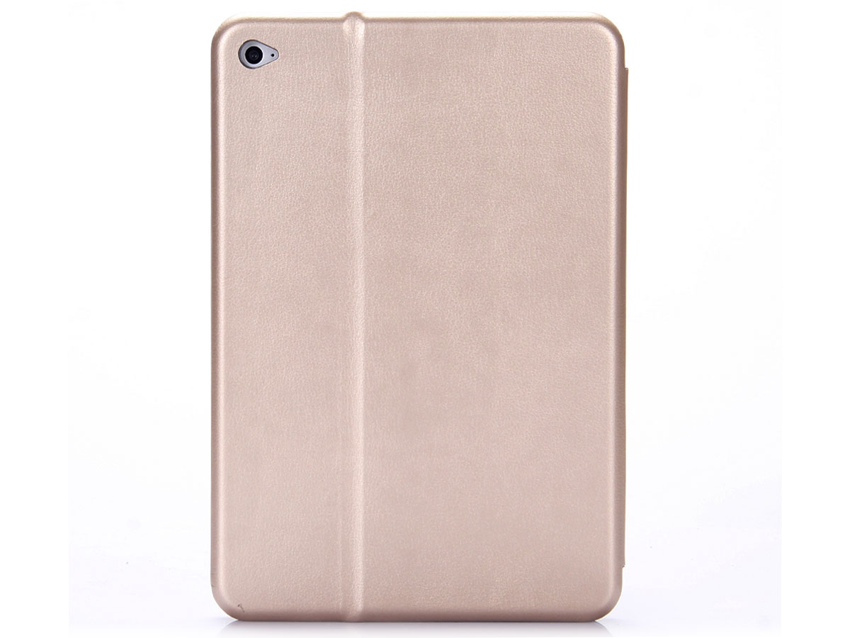 Slim Elegant Shell Stand Case - iPad Mini 4 Hoesje