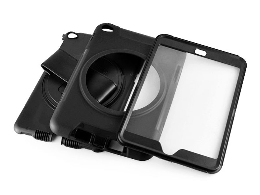 Airstrap Rugged Handvat Grip Case - iPad Mini 4 Hoesje