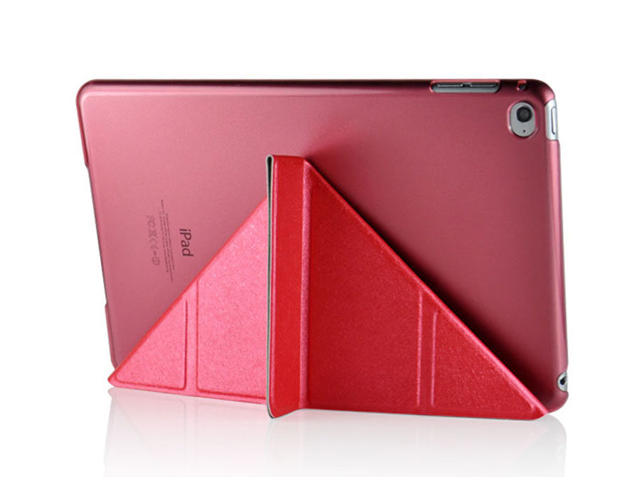 Origami Stand Case   iPad mini 4 hoesje   KloegCom.nl