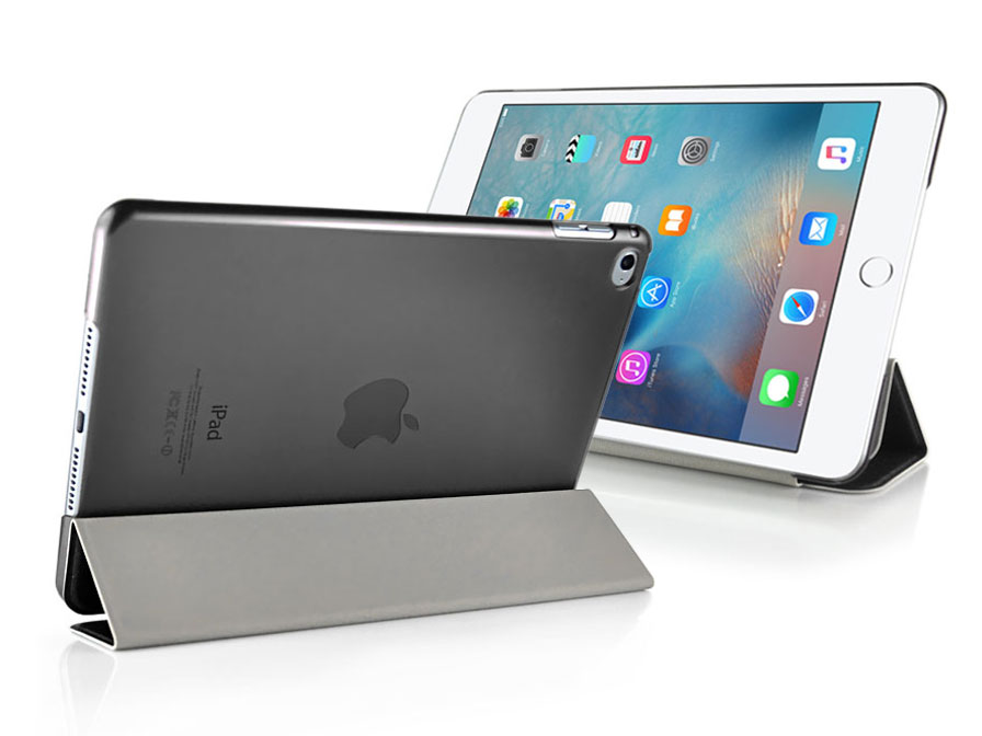 Crystal Ultraslim Stand Case - iPad Mini 4 Hoesje