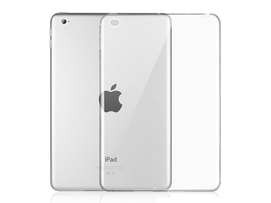 Doorzichtige TPU Crystal Case - iPad Mini 4 Hoesje