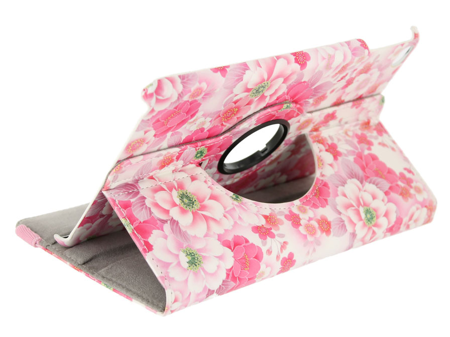 Floral Stand Case - iPad mini 4 hoesje