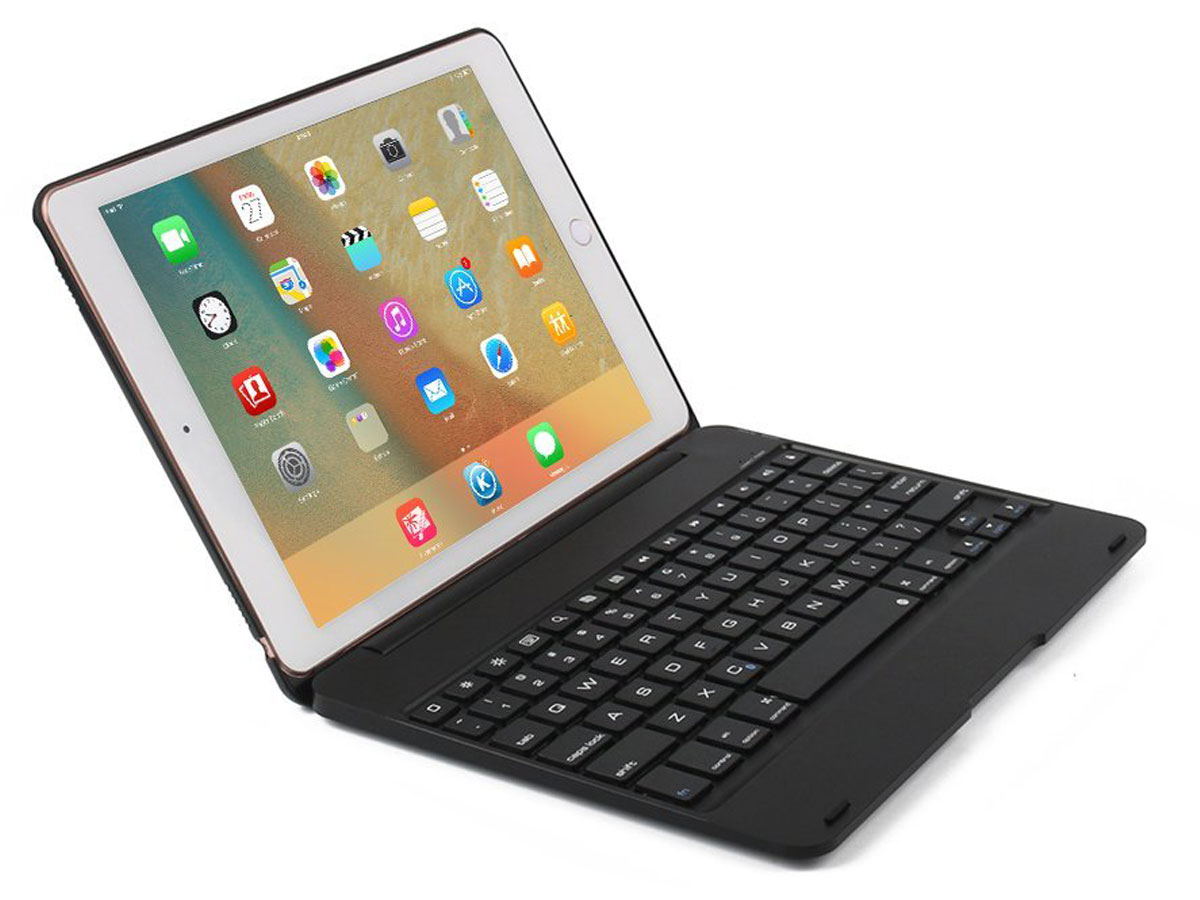 Bluetooth Toetsenbord Case - iPad Mini 4 Hoesje
