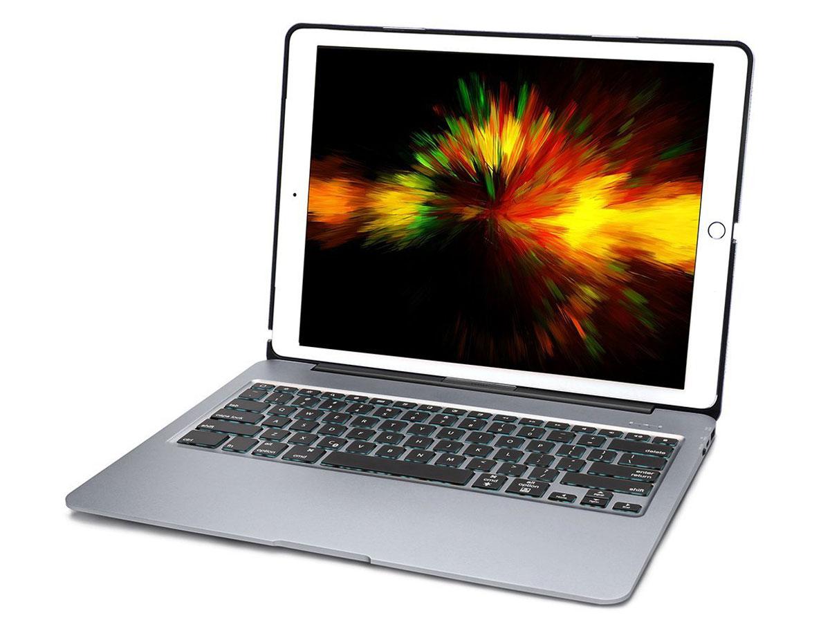 Ongekend iPad Pro 12.9 Toetsenbord Case   Hoesje met Keyboard ZM-85
