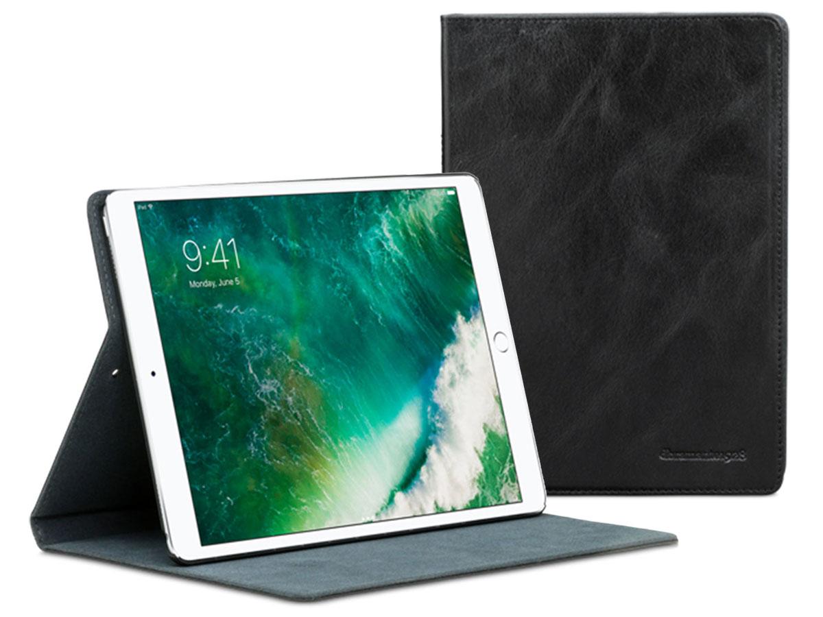 DBramante1928 Copenhagen Zwart Leren iPad Pro 10.5 Hoes