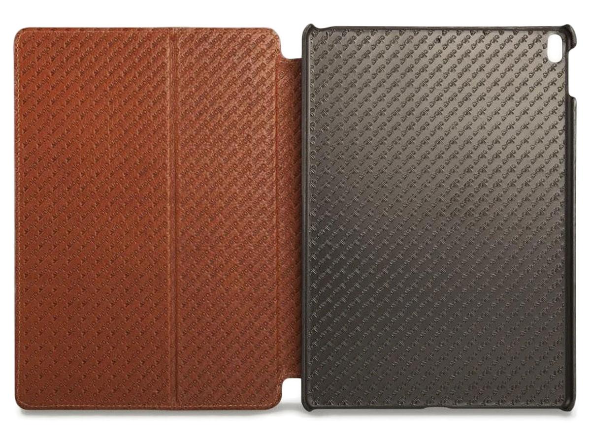 Vaja Libretto Leather Case Cognac - iPad Pro 10.5 Hoesje Leer