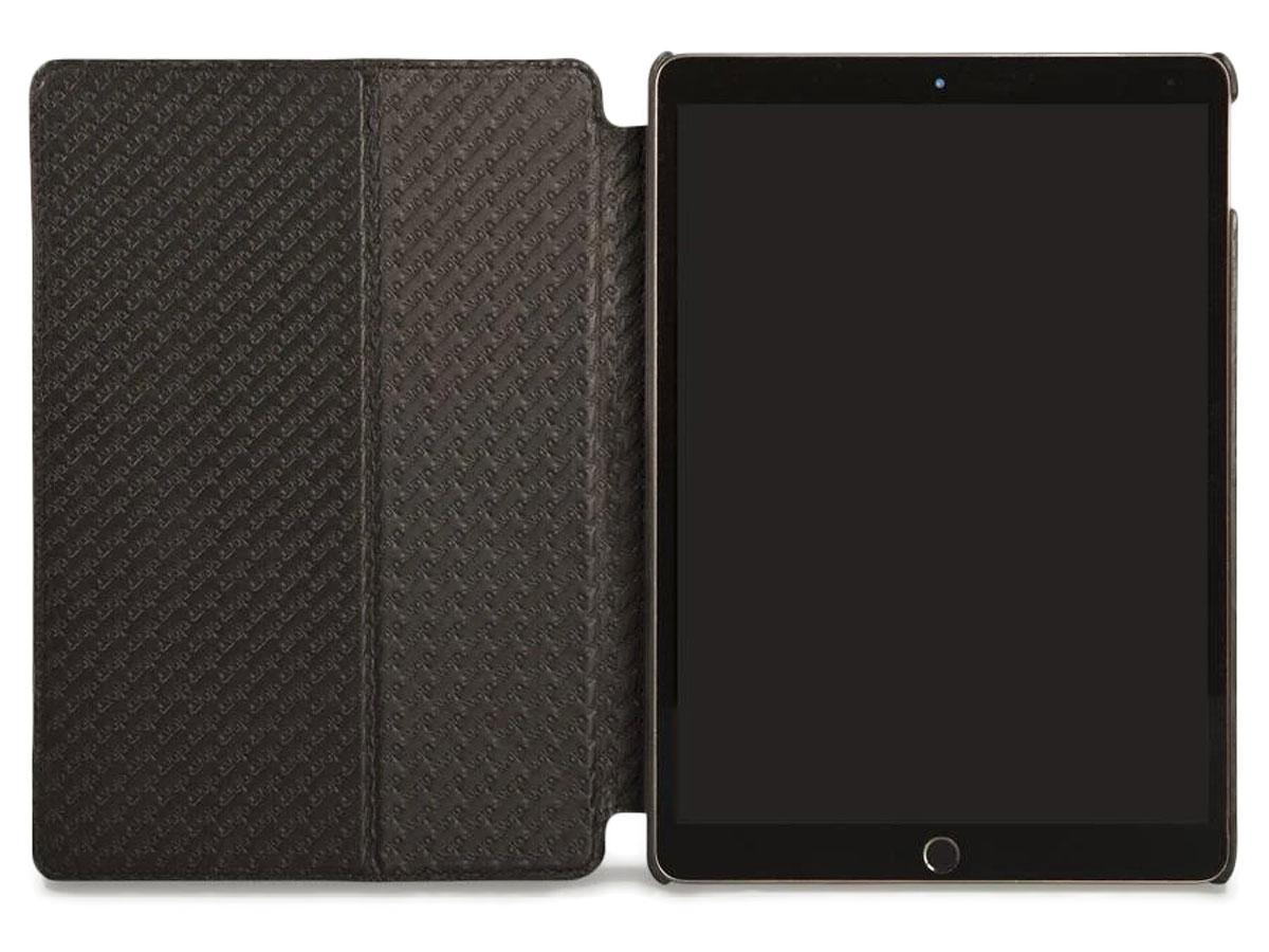 Vaja Libretto Leather Case Zwart - iPad Pro 10.5 Hoesje Leer