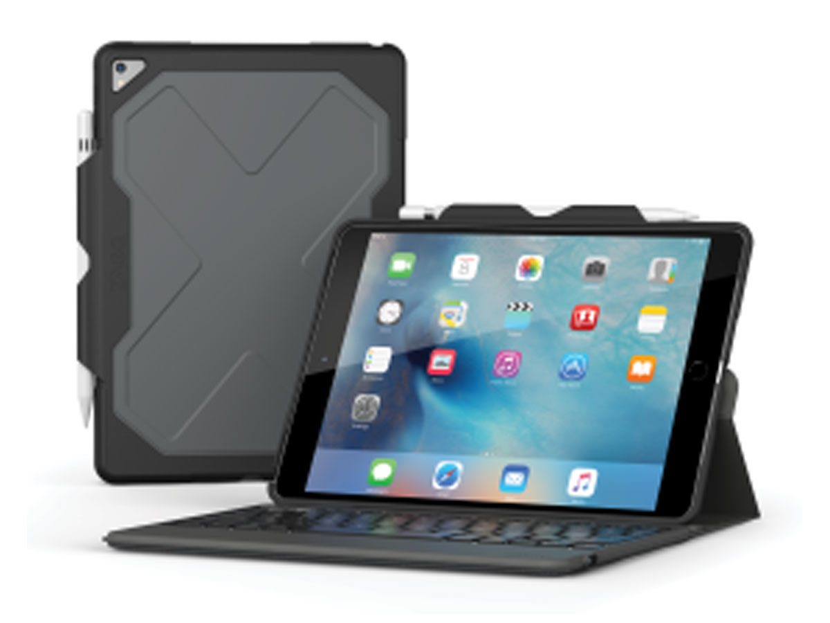 Zagg Rugged Keyboard Case Ipad Pro 10 5 Hoesje