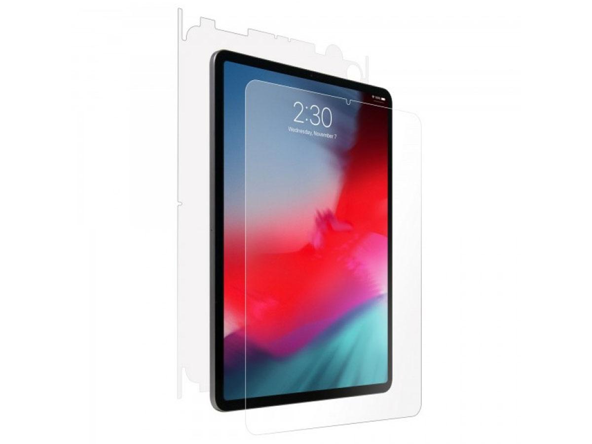 Bodyguardz UltraTough Full Body iPad Pro 11 2018 Protector Transparant