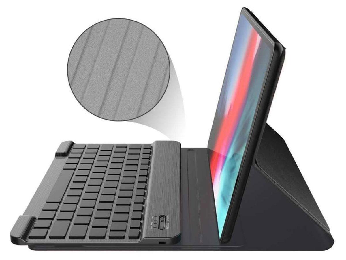 Keyboard Case AZERTY - iPad Pro 11 2018 Toetsenbord Hoesje