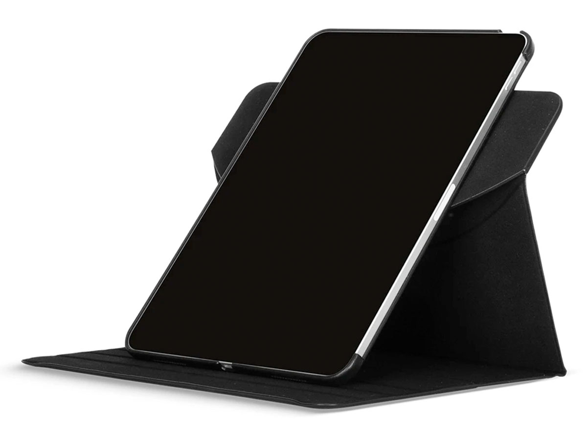 Sena Vettra Folio Zwart - Leren iPad Pro 11 2018 hoes
