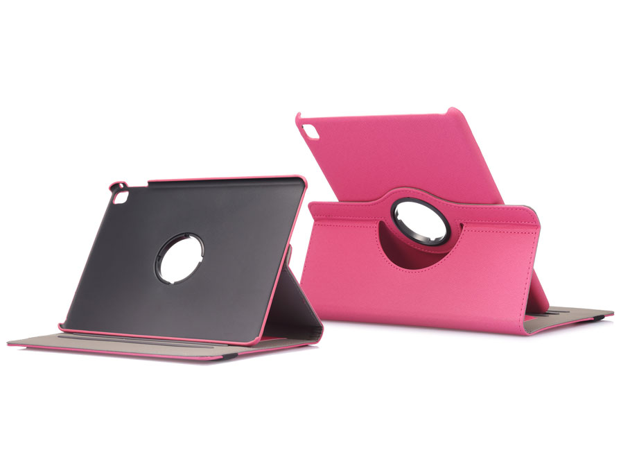 Canvas Swivel Stand Case - iPad Pro 9.7 Hoesje