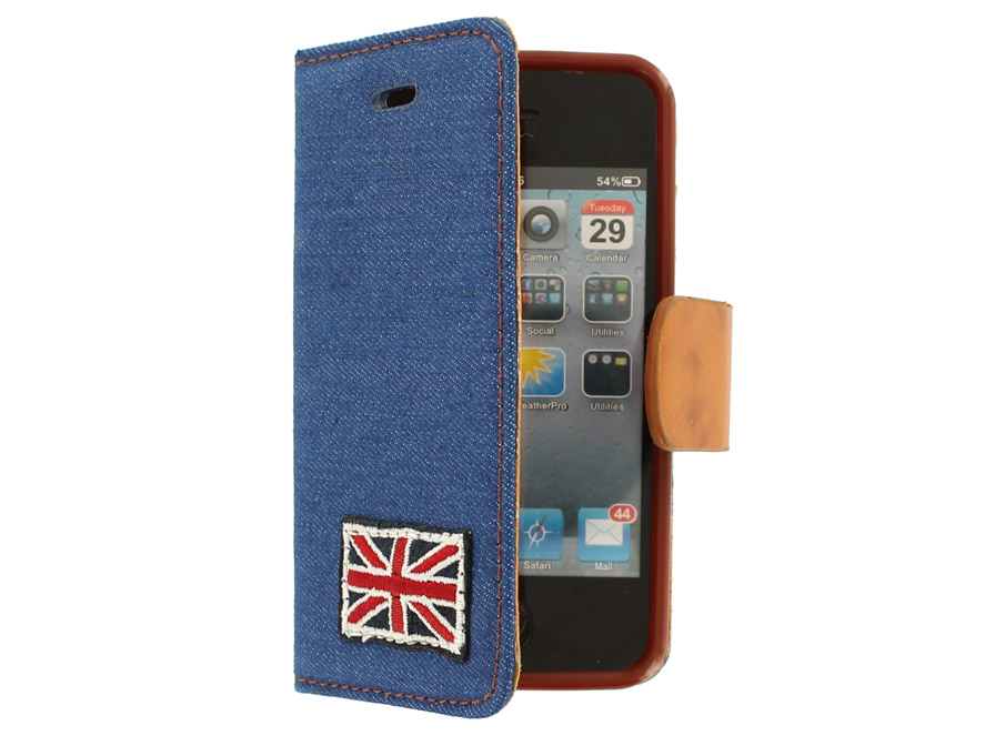 telephone hoesjes iphone 5 wallet case
