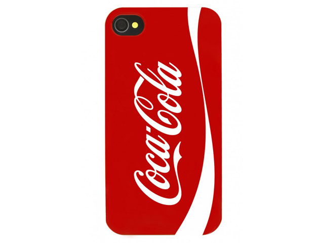 Coca-Cola Case Hoesje voor iPhone 4/4S