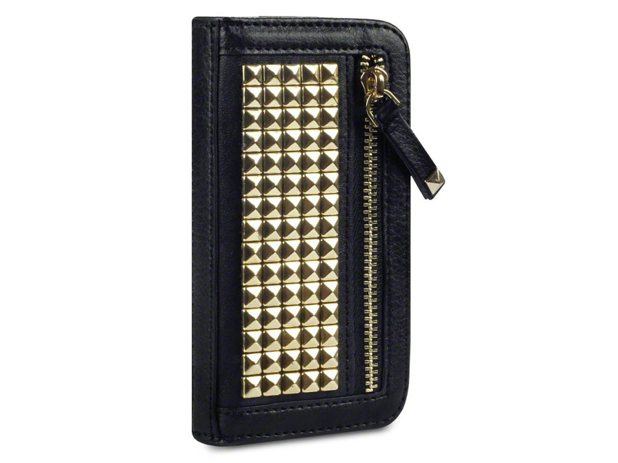 Covert Roxie Studded Wallet Case Hoesje voor iPhone 4/4S