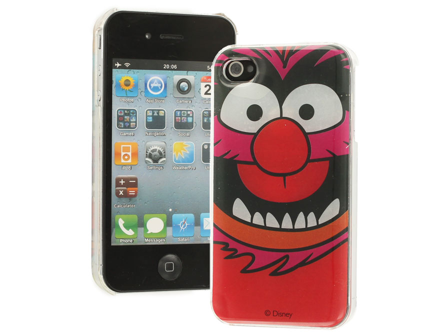 Disney Muppets Animal Case - iPhone 4/4S hoesje