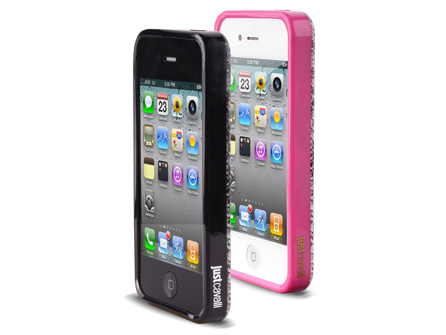 Just Cavalli Python Cover - Hoesje voor iPhone 4/4S