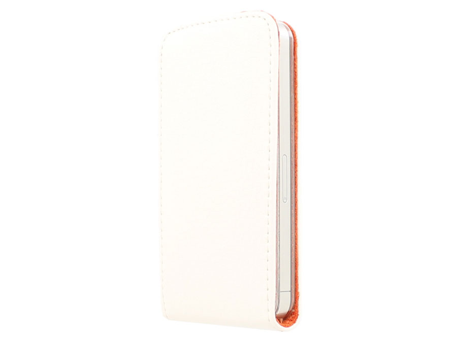 Summer Orange Flipcase - Hoesje voor iPhone 4/4S