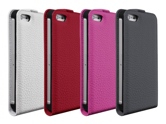Artwizz Seejacket Color Flip+ - iPhone SE/5s/5 hoesje