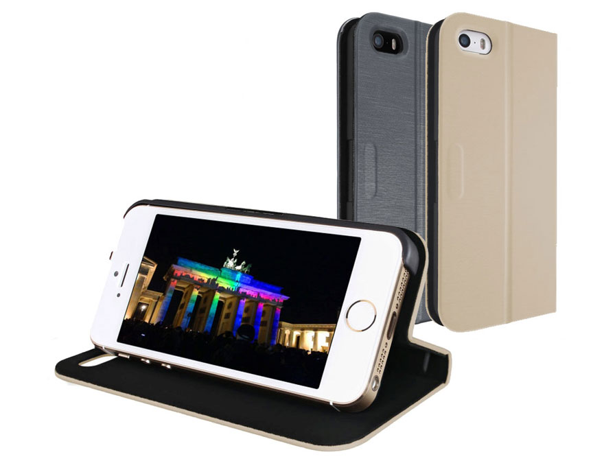 Artwizz SeeJacket Folio Sideflip Case voor iPhone 5/5S