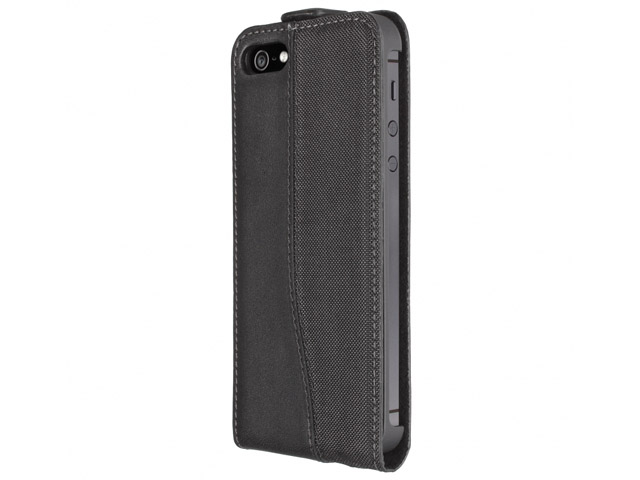 Artwizz Seejacket Leather Flip+ Esteem Case Hoes voor iPhone 5/5S