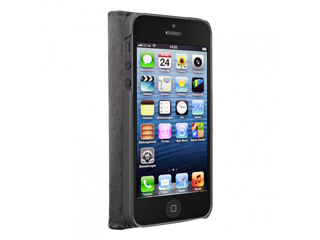 Artwizz Seejacket Leather Case Hoes voor iPhone 5/5S