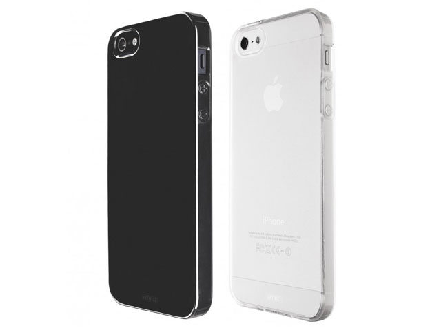 Artwizz SeeJacket TPU Case voor iPhone 5/5S