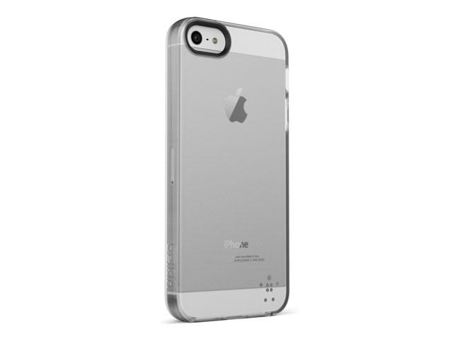 Belkin Grip Sheer Matte TPU Case Hoesje voor iPhone 5/5S