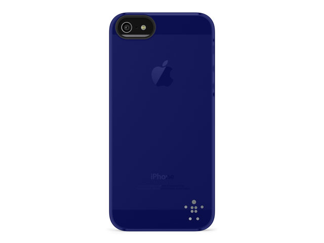 Belkin Shield Sheer Case - iPhone SE / 5s / 5 hoesje