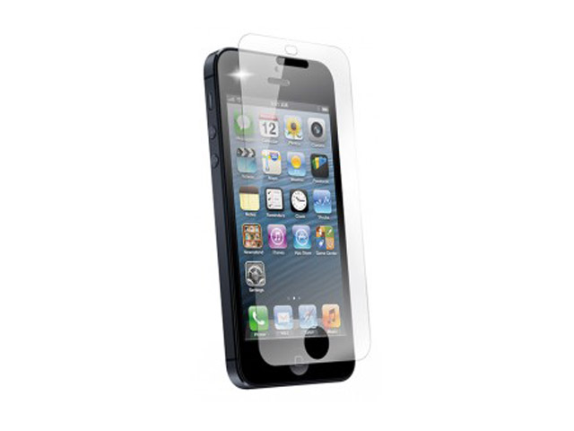 BodyGuardz ScreenGuardz Pure Glazen Screenprotector voor iPhone 5/5S