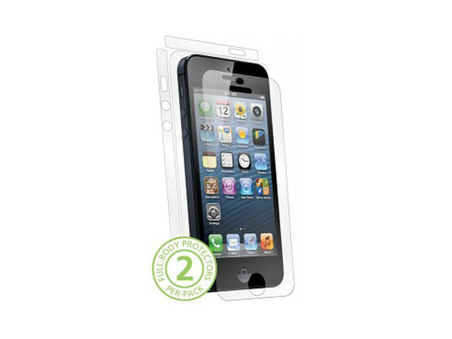 BodyGuardz UltraTough - iPhone SE/5S/5 Bodyprotector