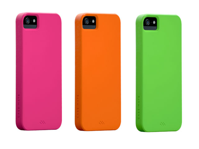 Case-Mate Barely There Neon - iPhone SE/5s/5 hoesje
