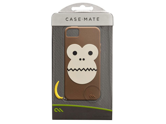 Case-Mate Creatures Bubbles Silicone Skin Case voor iPhone 5/5S