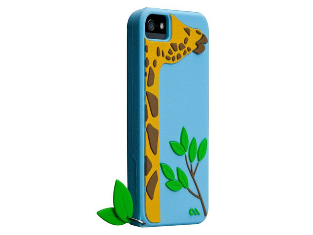 Case-Mate Creatures Leafy Case - iPhone SE/5s/5 hoesje