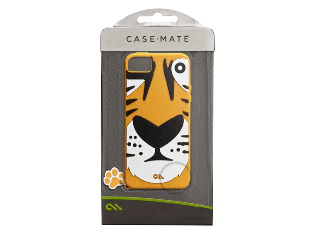 Case-Mate Creatures Tigris Case - iPhone SE/5s/5 hoesje