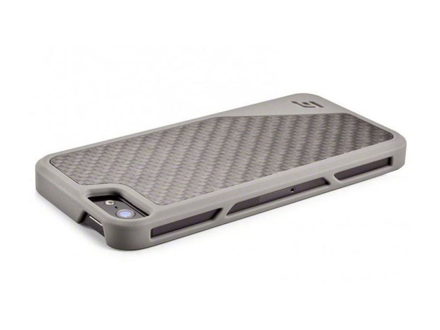 Element Flight - Luxury Carbon Hoesje voor iPhone 5/5S