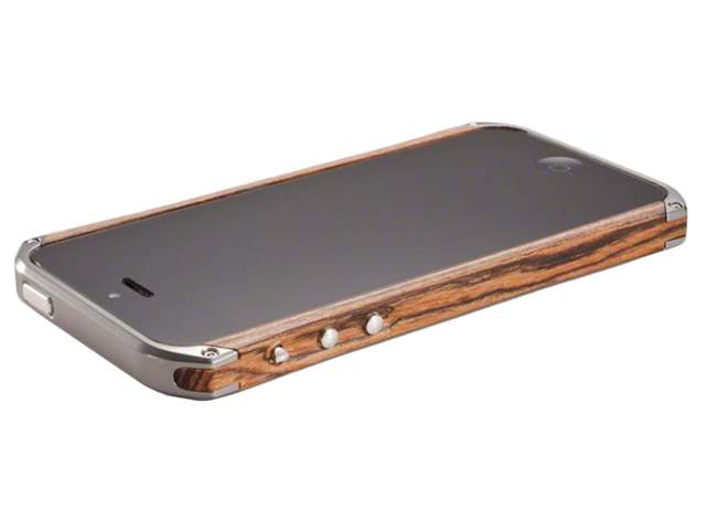Element Ronin Bocote Luxury Bumper Case voor iPhone 5/5S