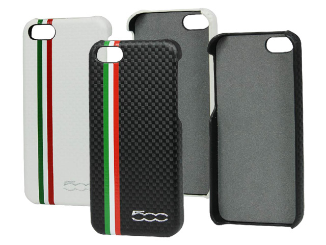 Fiat 500 Luxury Back Case Hoesje voor iPhone 5/5S