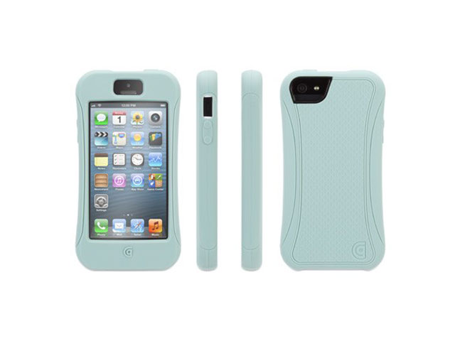 Griffin Survivor Slim Armored Case voor iPhone 5/5S