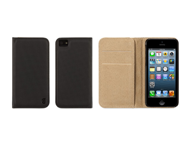Griffin Passport Wallet Sideflip Case iPhone 5/5S