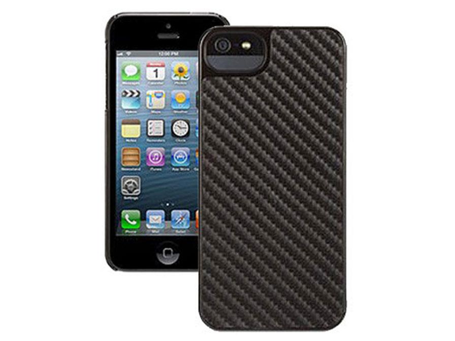 Griffin Graphite Case - iPhone SE / 5s / 5 hoesje Zwart