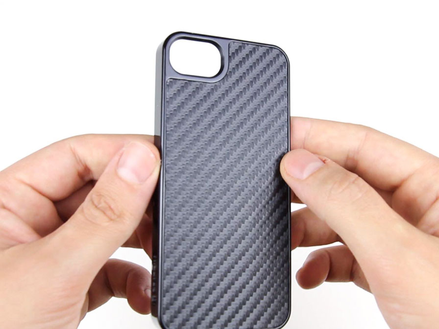 Griffin Graphite Case - iPhone SE / 5s / 5 hoesje