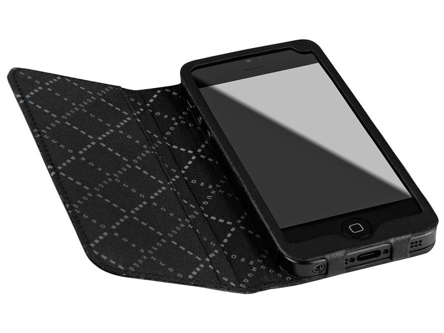 Hugo Boss Folianti Bookcase - iPhone SE / 5s / 5 hoesje