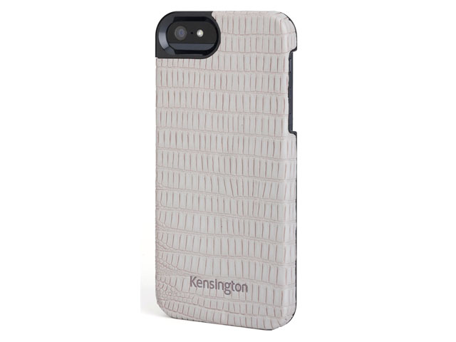 Kensington Vesto Taupe Case - iPhone SE/5s/5 hoesje