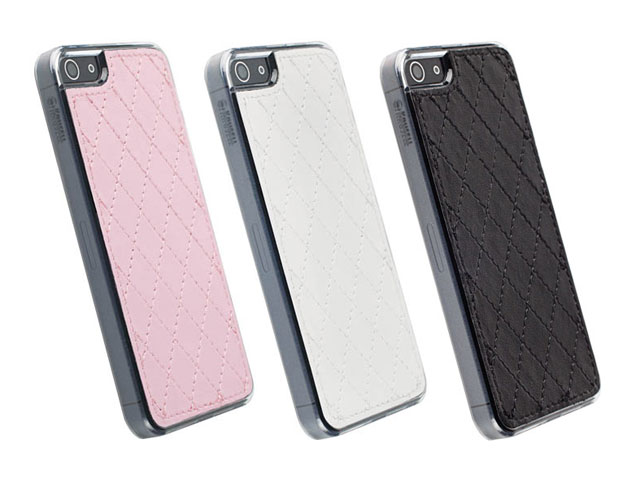 Krusell Avenyn Back Case Hoesje voor iPhone 5/5S