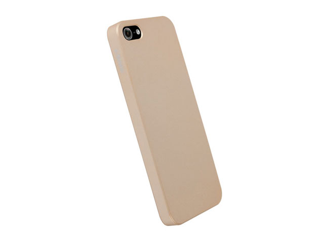 Krusell ColorCover Champagne Hard Case voor iPhone 5/5S