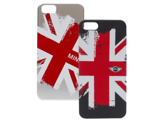 MINI Cooper Hard Case - iPhone SE/5s/5 hoesje Zwart