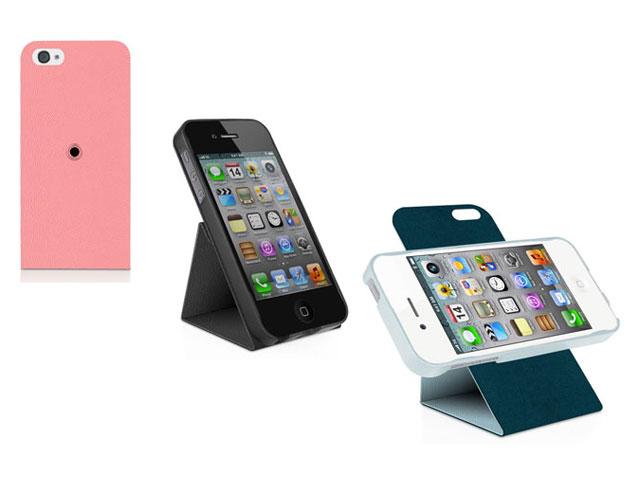 Macally sstand 360 turn flip case hoesje voor iphone 5 5s
